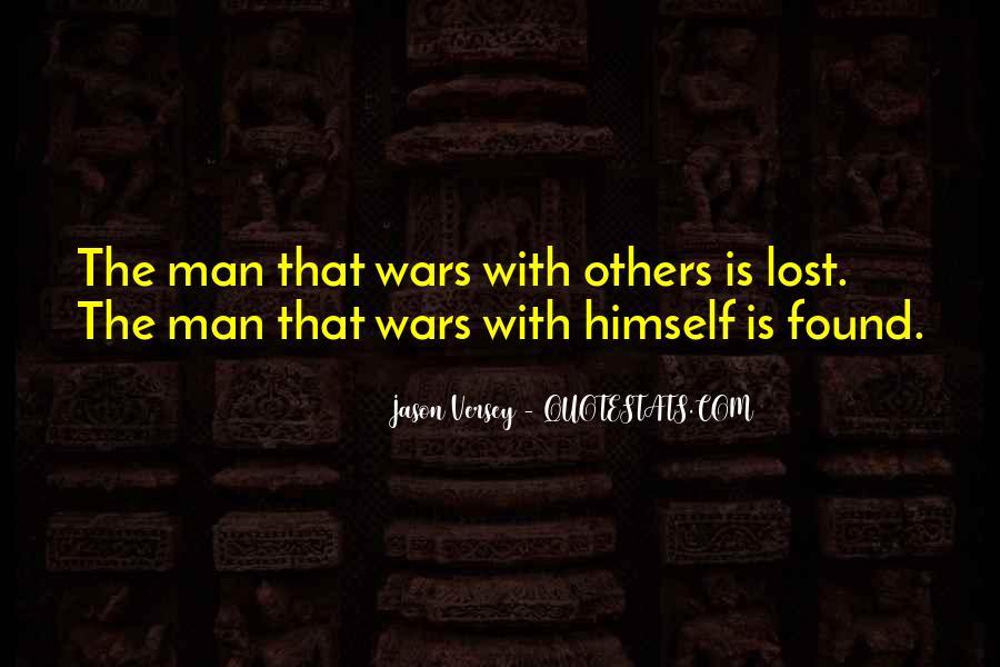 Jason Versey Quotes #1413632