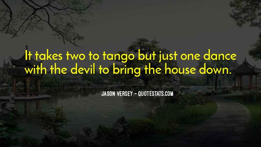 Jason Versey Quotes #161180