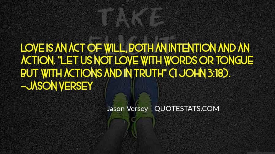 Jason Versey Quotes #1728118