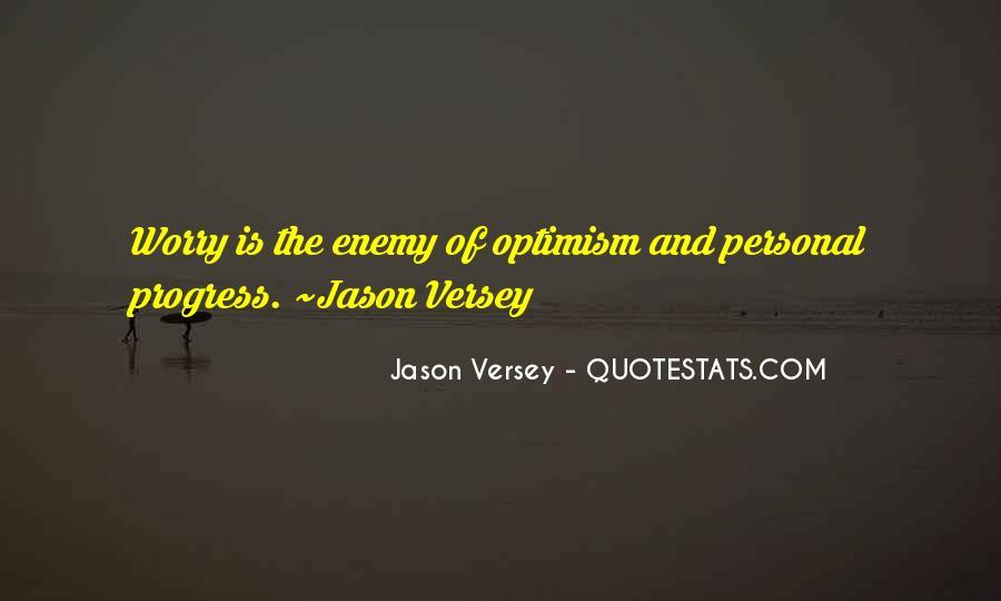 Jason Versey Quotes #1859478