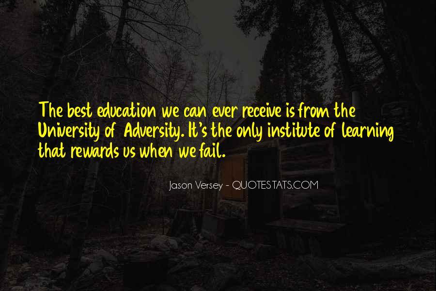 Jason Versey Quotes #53432