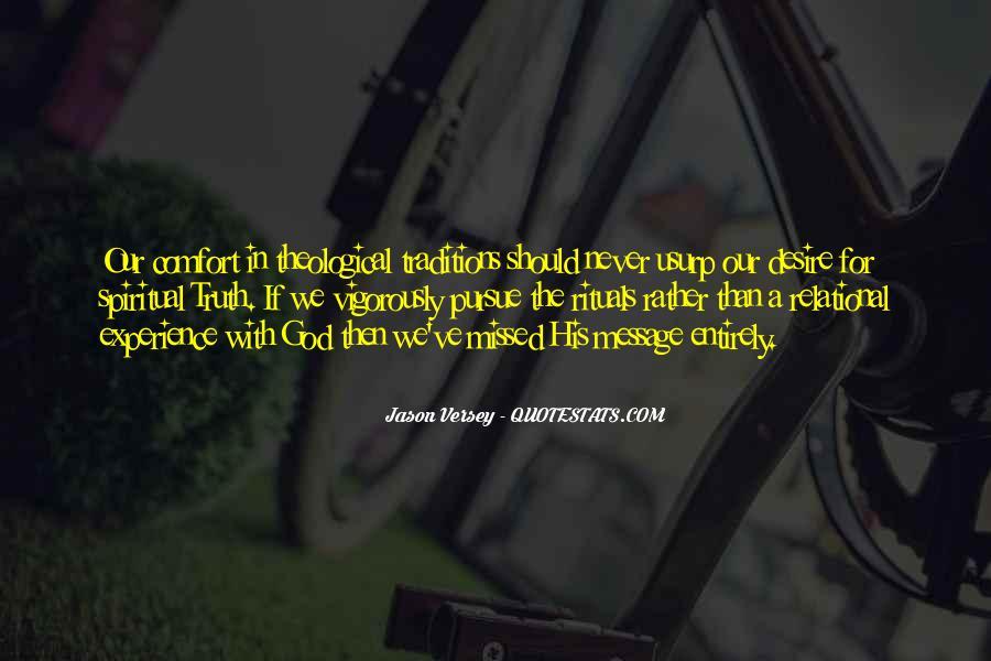 Jason Versey Quotes #646094