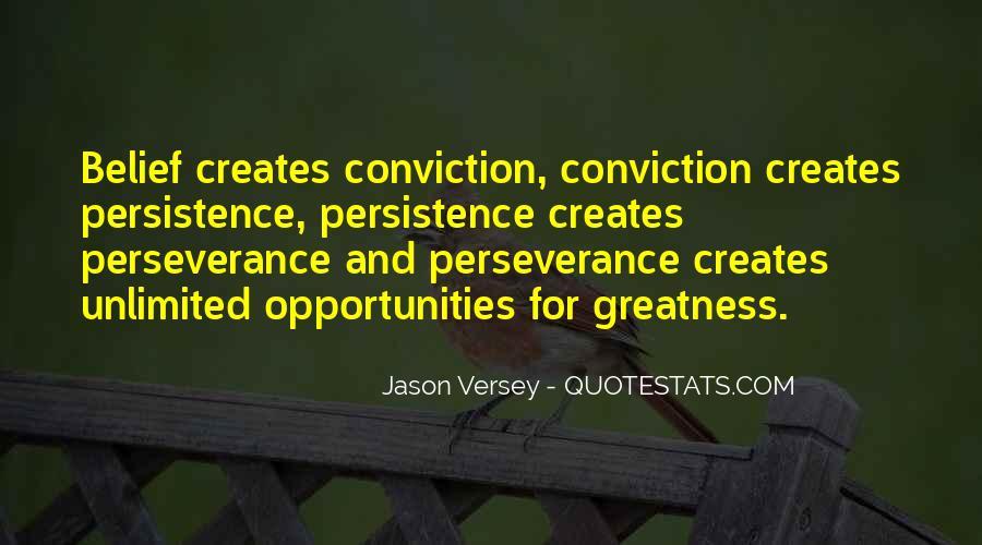 Jason Versey Quotes #676528
