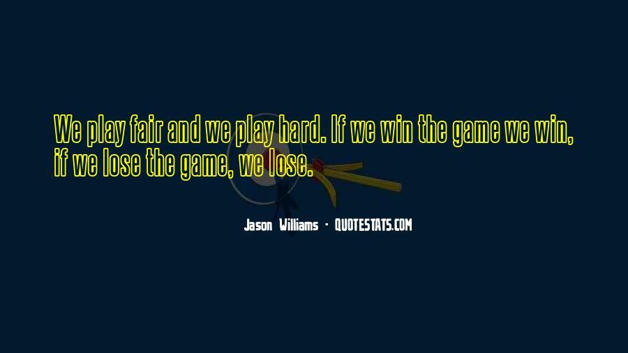 Jason Williams Quotes #309007