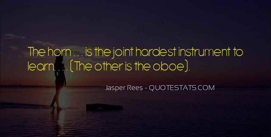 Jasper Rees Quotes #173402