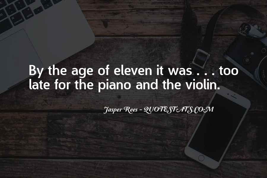 Jasper Rees Quotes #1802323