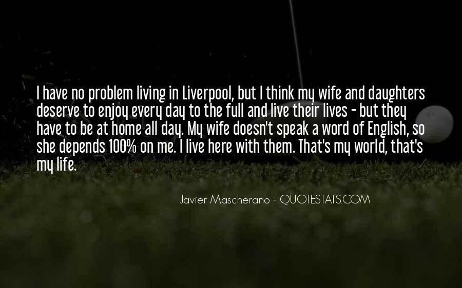 Javier Mascherano Quotes #704938