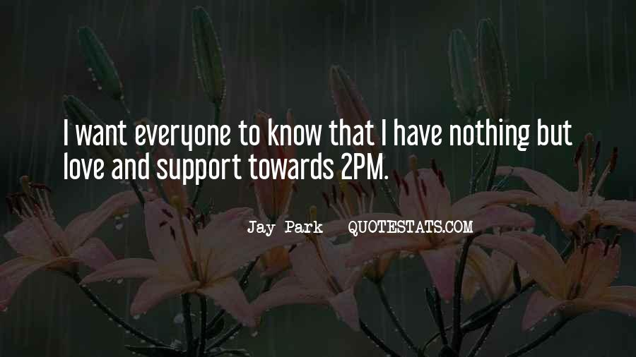 Jay Park Quotes #167621