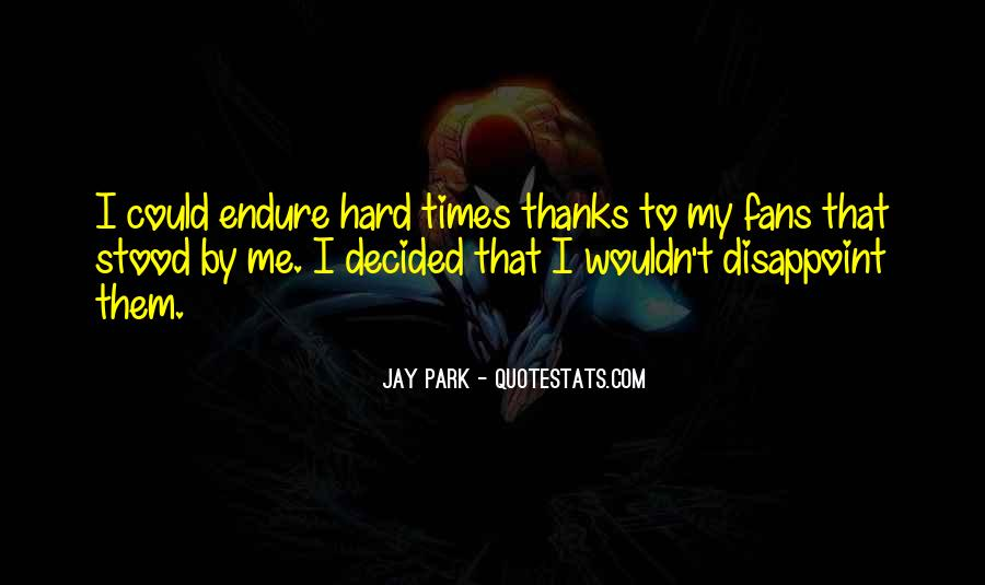 Jay Park Quotes #712384