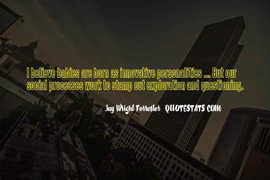 Jay Wright Forrester Quotes #1018316