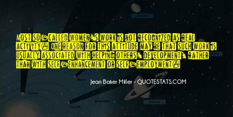 Jean Baker Miller Quotes #1611084