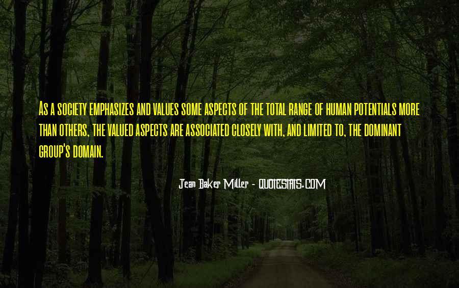 Jean Baker Miller Quotes #918984