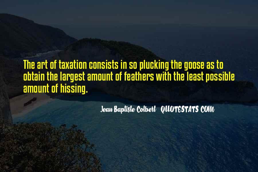 Jean-Baptiste Colbert Quotes #1203187