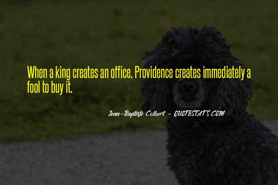 Jean-Baptiste Colbert Quotes #856889