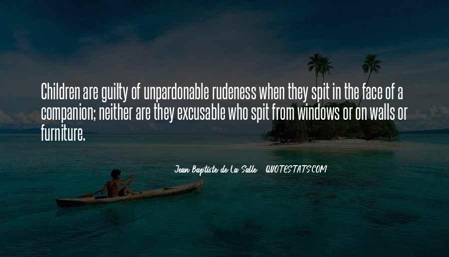 Jean-Baptiste De La Salle Quotes #1047213