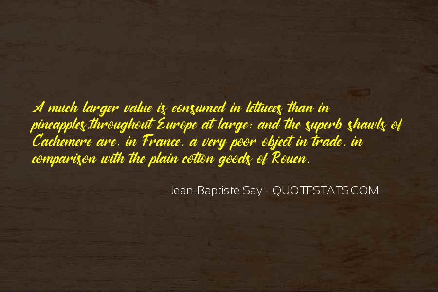 Jean-Baptiste Say Quotes #1254773