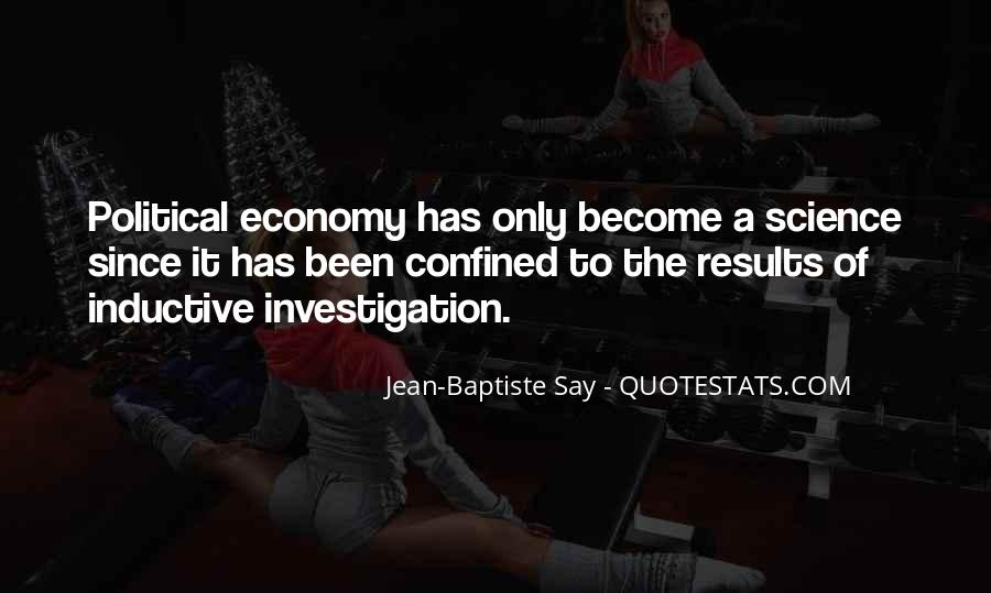 Jean-Baptiste Say Quotes #1657978
