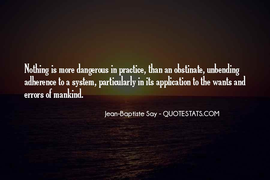 Jean-Baptiste Say Quotes #1872636
