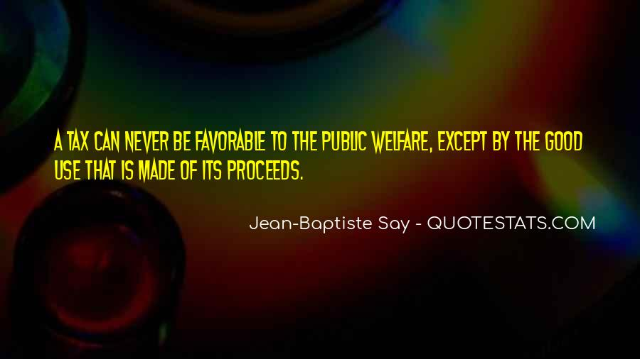 Jean-Baptiste Say Quotes #469781
