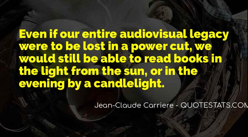 Jean-Claude Carriere Quotes #1161986