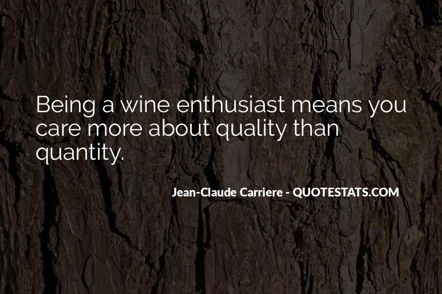 Jean-Claude Carriere Quotes #1725143