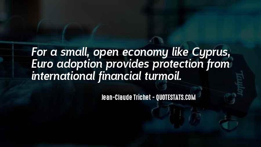 Jean-Claude Trichet Quotes #384295