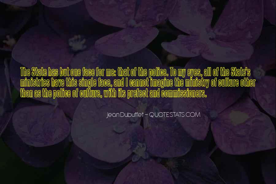 Jean Dubuffet Quotes #1125385