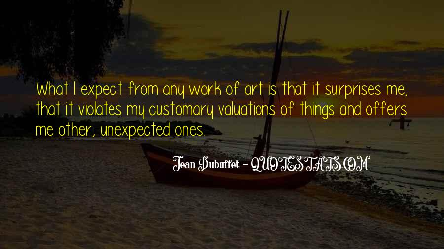 Jean Dubuffet Quotes #583701