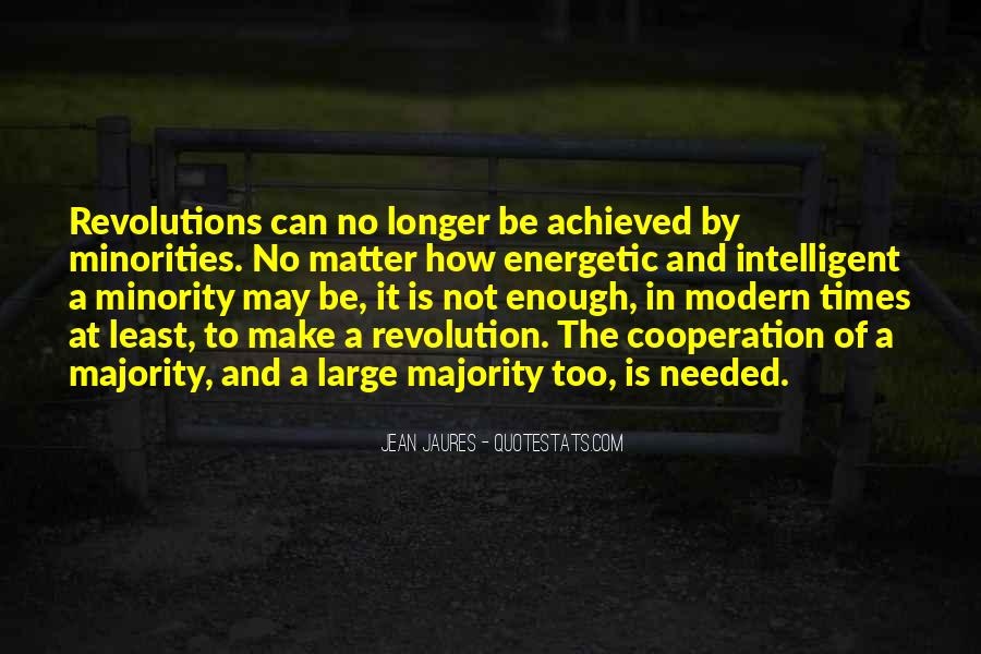 Jean Jaures Quotes #1117380