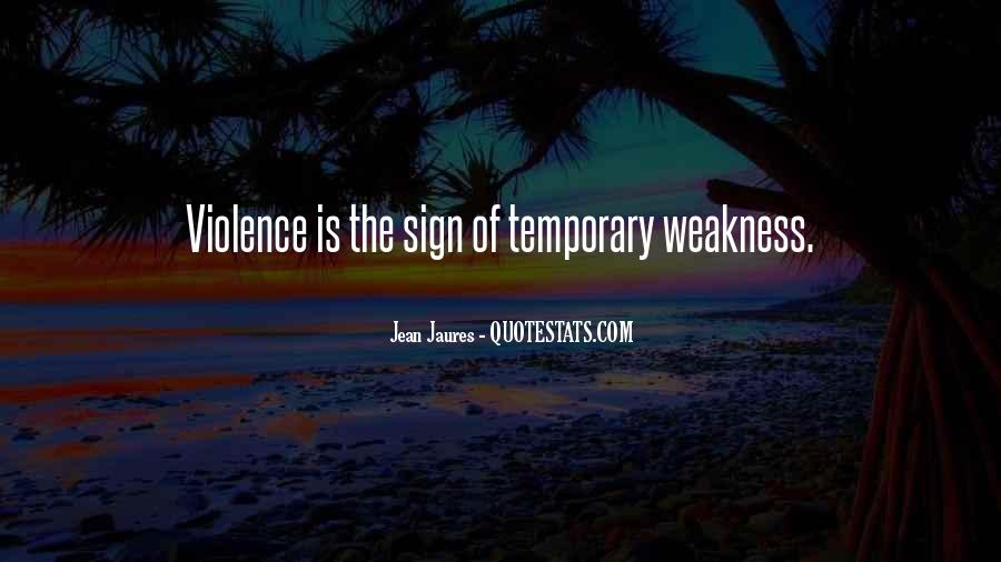 Jean Jaures Quotes #703909