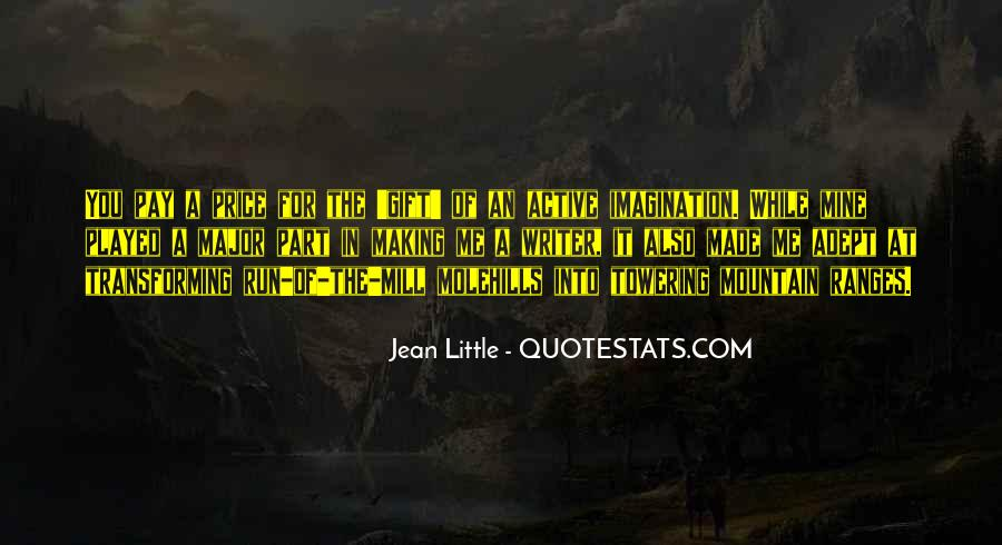 Jean Little Quotes #1264414