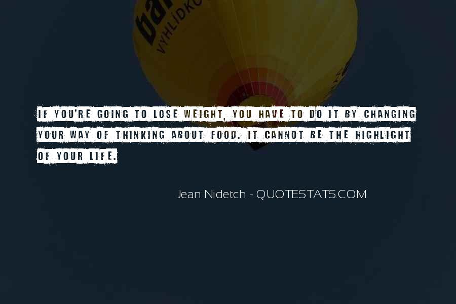 Jean Nidetch Quotes #1297457