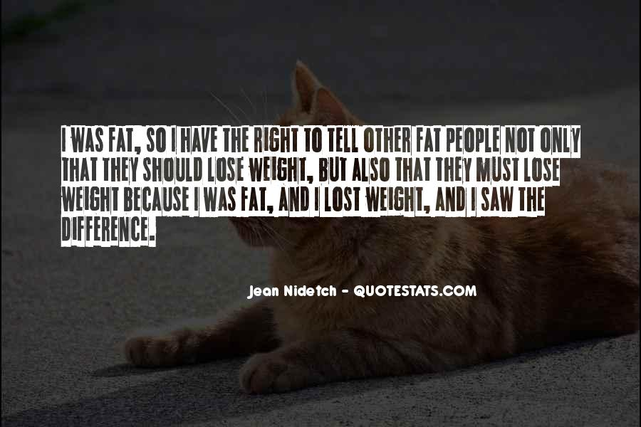 Jean Nidetch Quotes #1651913
