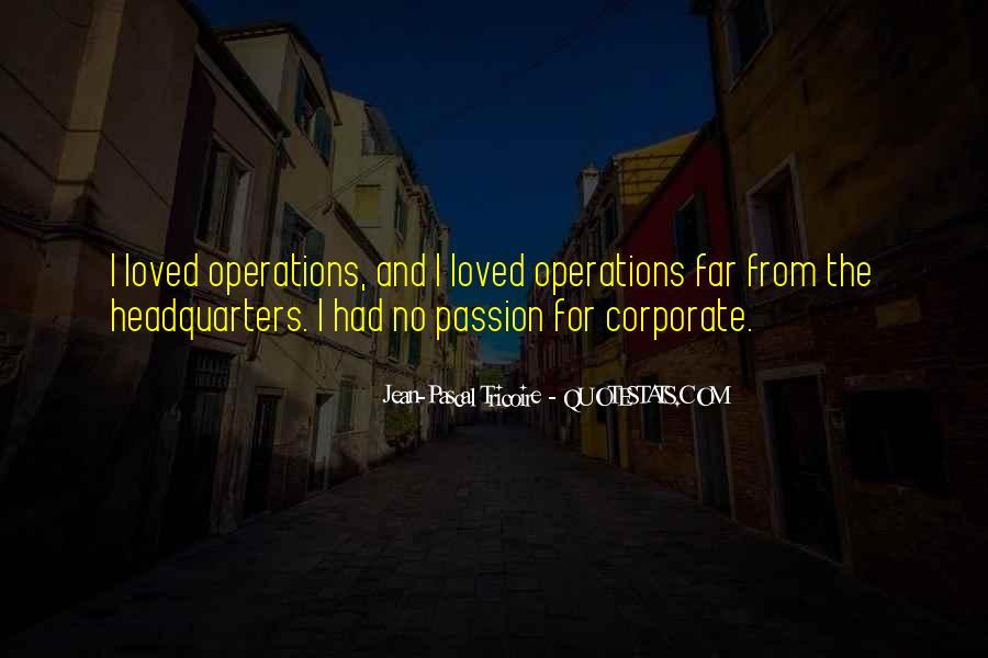 Jean-Pascal Tricoire Quotes #890649