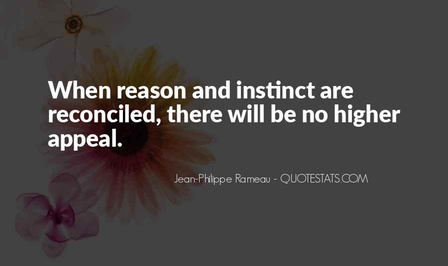 Jean-Philippe Rameau Quotes #1662422