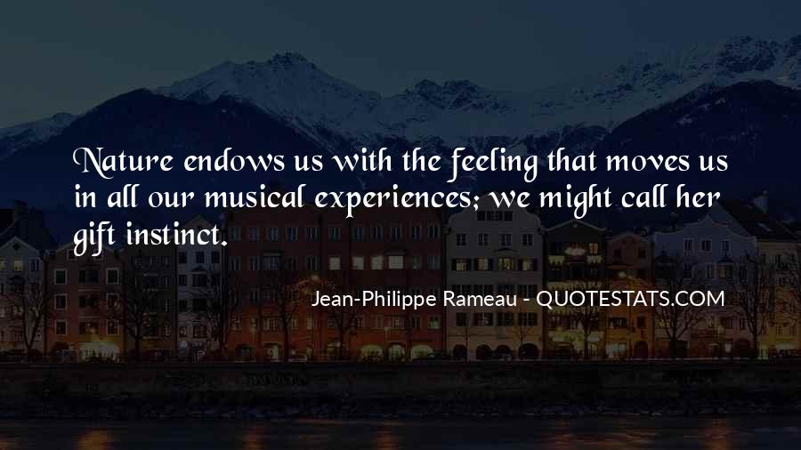 Jean-Philippe Rameau Quotes #220812
