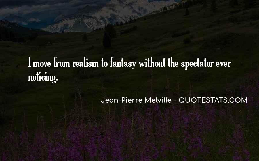 Jean-Pierre Melville Quotes #694857