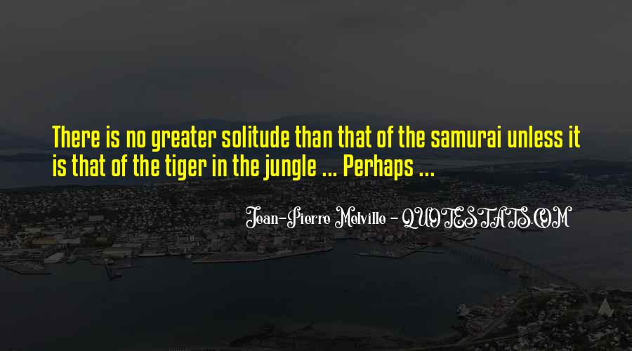 Jean-Pierre Melville Quotes #869466