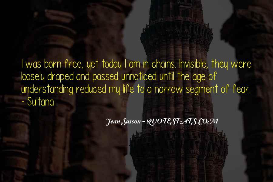 Jean Sasson Quotes #1251731