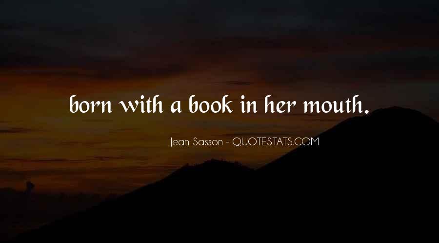 Jean Sasson Quotes #1700812