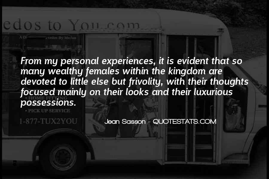 Jean Sasson Quotes #1719428