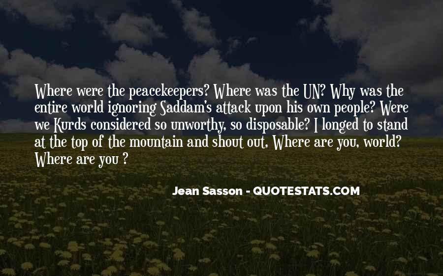 Jean Sasson Quotes #3136