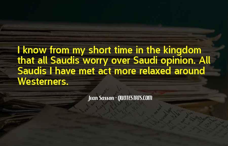 Jean Sasson Quotes #808421