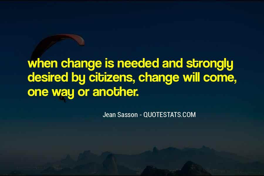 Jean Sasson Quotes #875365