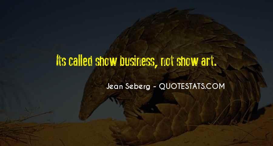 Jean Seberg Quotes #1287725