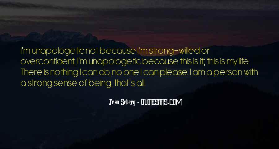 Jean Seberg Quotes #1681549