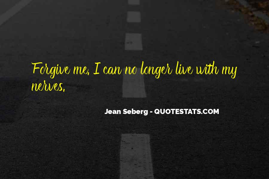 Jean Seberg Quotes #495837