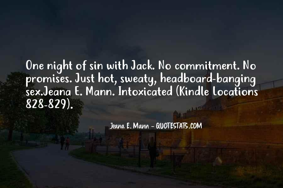 Jeana E. Mann Quotes #1389771
