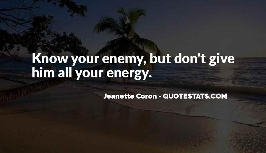 Jeanette Coron Quotes #110630