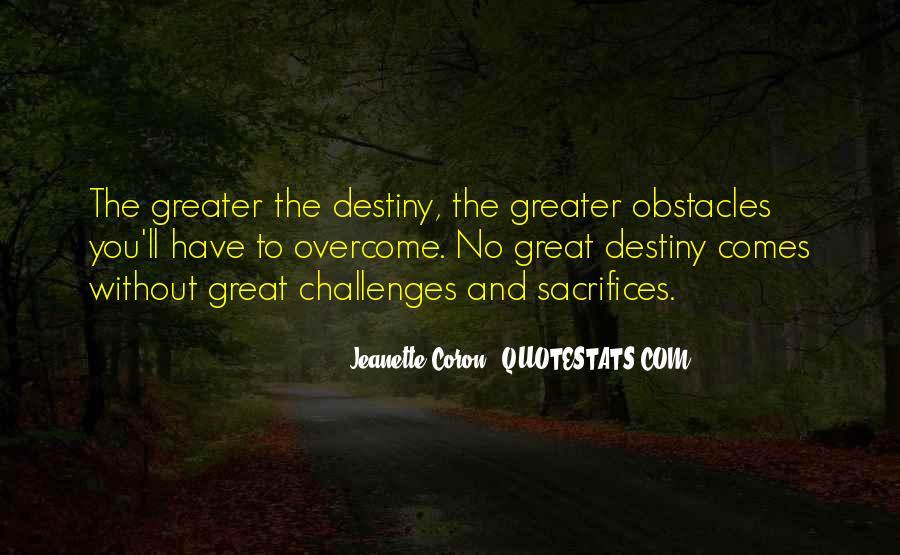 Jeanette Coron Quotes #11239